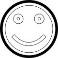 Face Happy Face Smiley Face Clip Art At Vector Clip Art Online Coloring Page