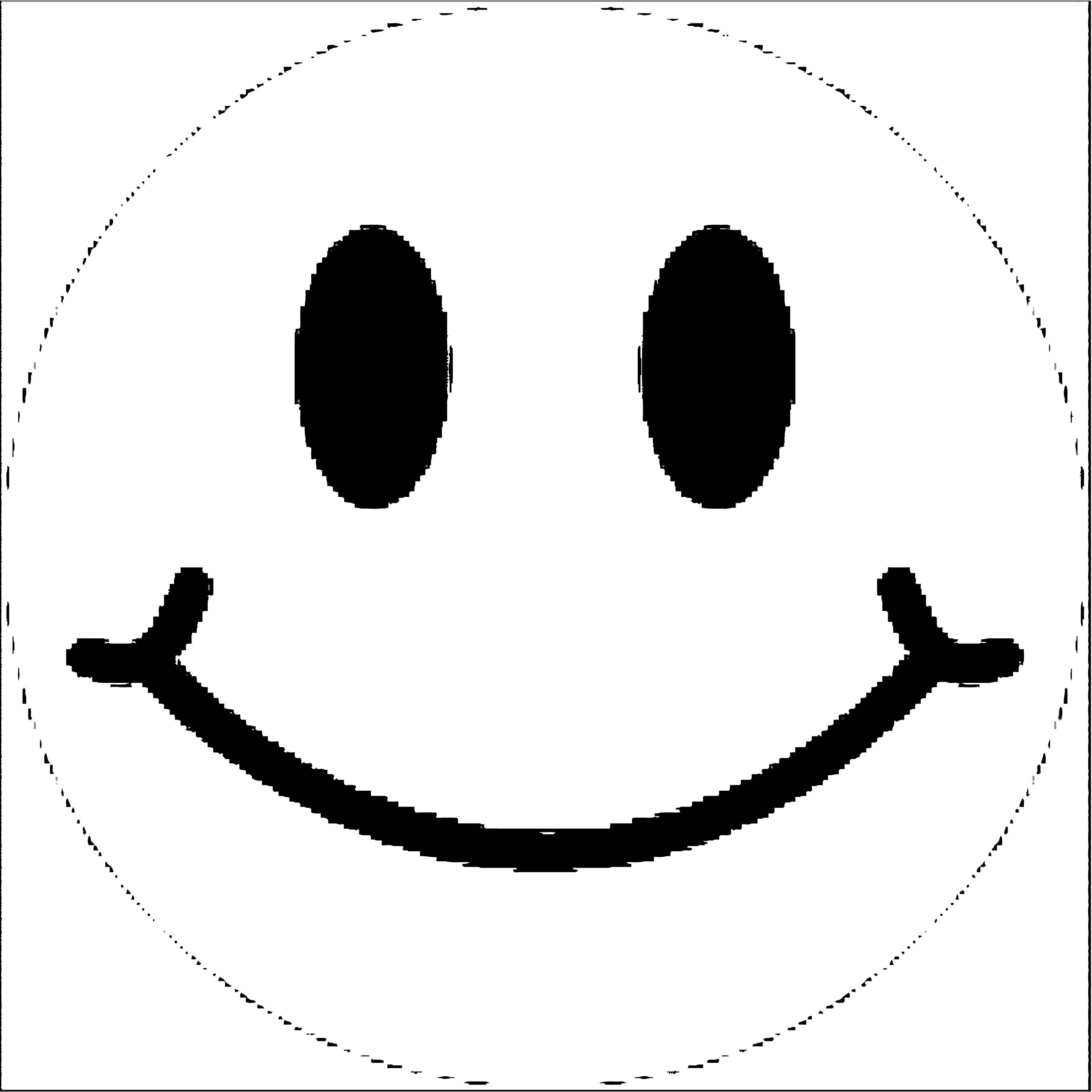 Face Images Coloring Page 12