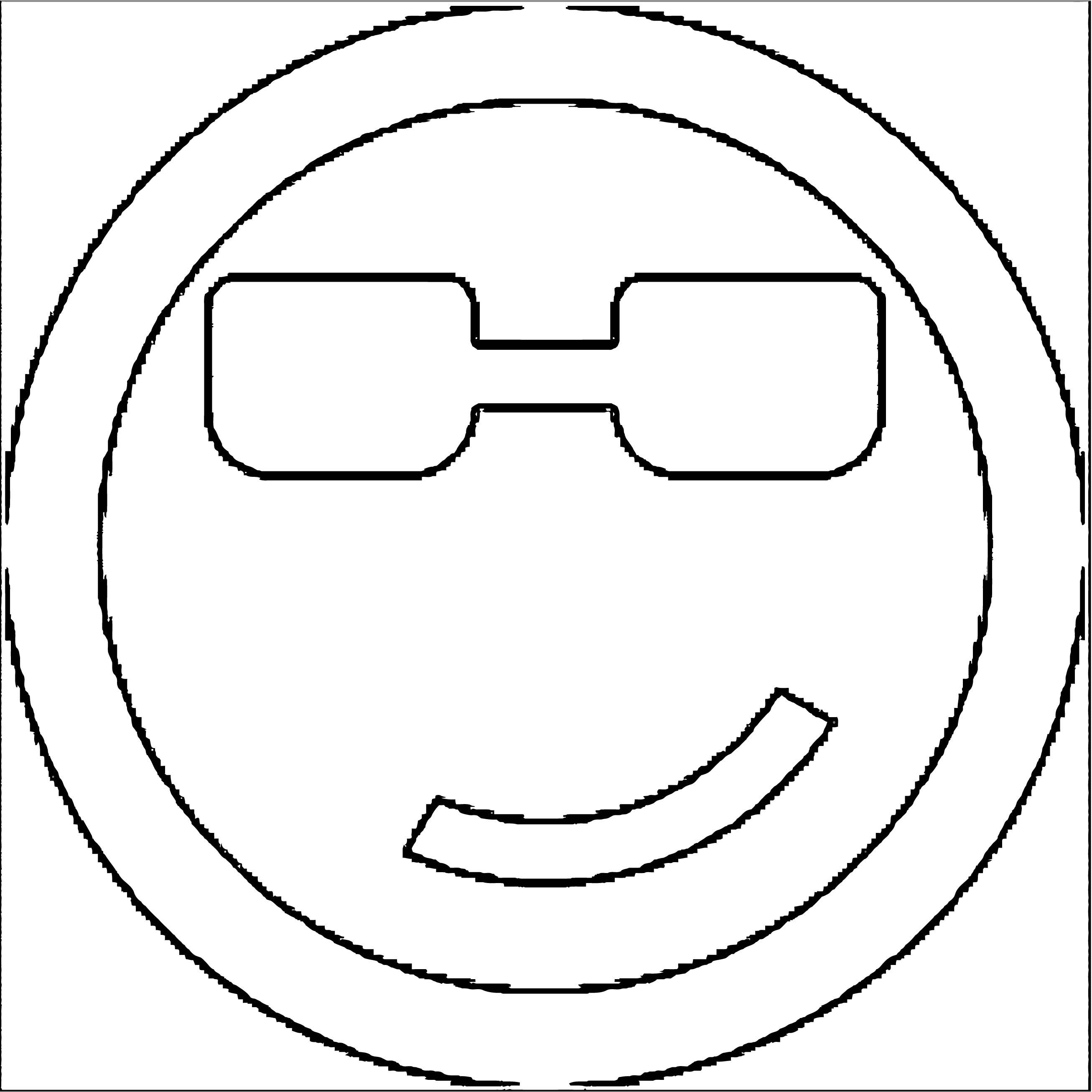 Face Images Coloring Page 13