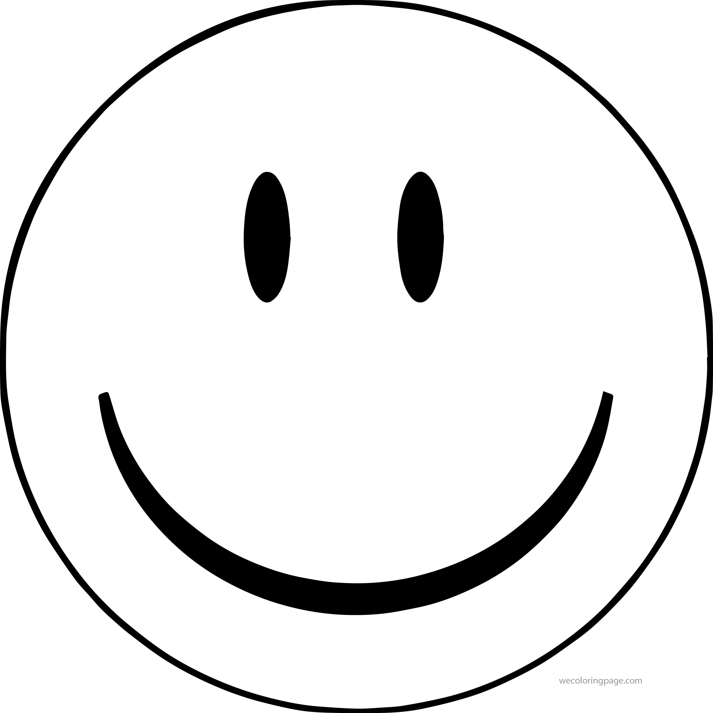 Free Free Printable Smiley Faces, Download Free Clip Art ... |Finger Face Happy Coloring