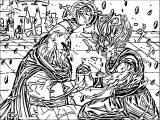 Goku We Coloring Page 058