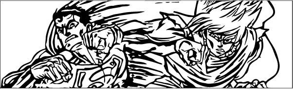 Goku We Coloring Page 072