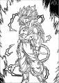 Goku We Coloring Page 078
