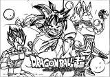 Goku We Coloring Page 096