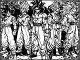 Goku We Coloring Page 103