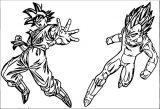 Goku We Coloring Page 114