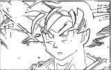 Goku We Coloring Page 121