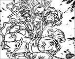 Goku We Coloring Page 142
