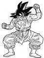 Goku We Coloring Page 145