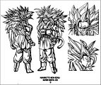Goku We Coloring Page 149
