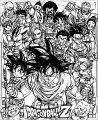 Goku We Coloring Page 151