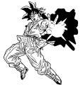 Goku We Coloring Page 174