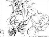 Goku We Coloring Page 193