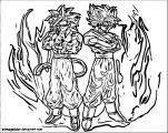 Goku We Coloring Page 210