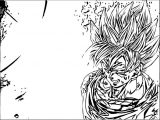 Goku We Coloring Page 291