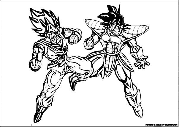 Goku We Coloring Page 302