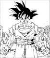 Goku We Coloring Page 306