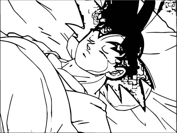 Goku We Coloring Page 312