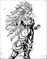 Goku We Coloring Page 323