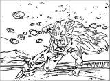 Goku We Coloring Page 324