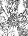 Goku We Coloring Page 328