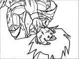 Goku We Coloring Page 335