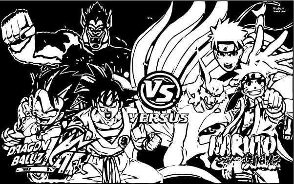 Goku We Coloring Page 364