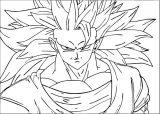 Goku We Coloring Page 431