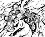 Goku We Coloring Page 446