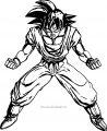 Goku We Coloring Page 460
