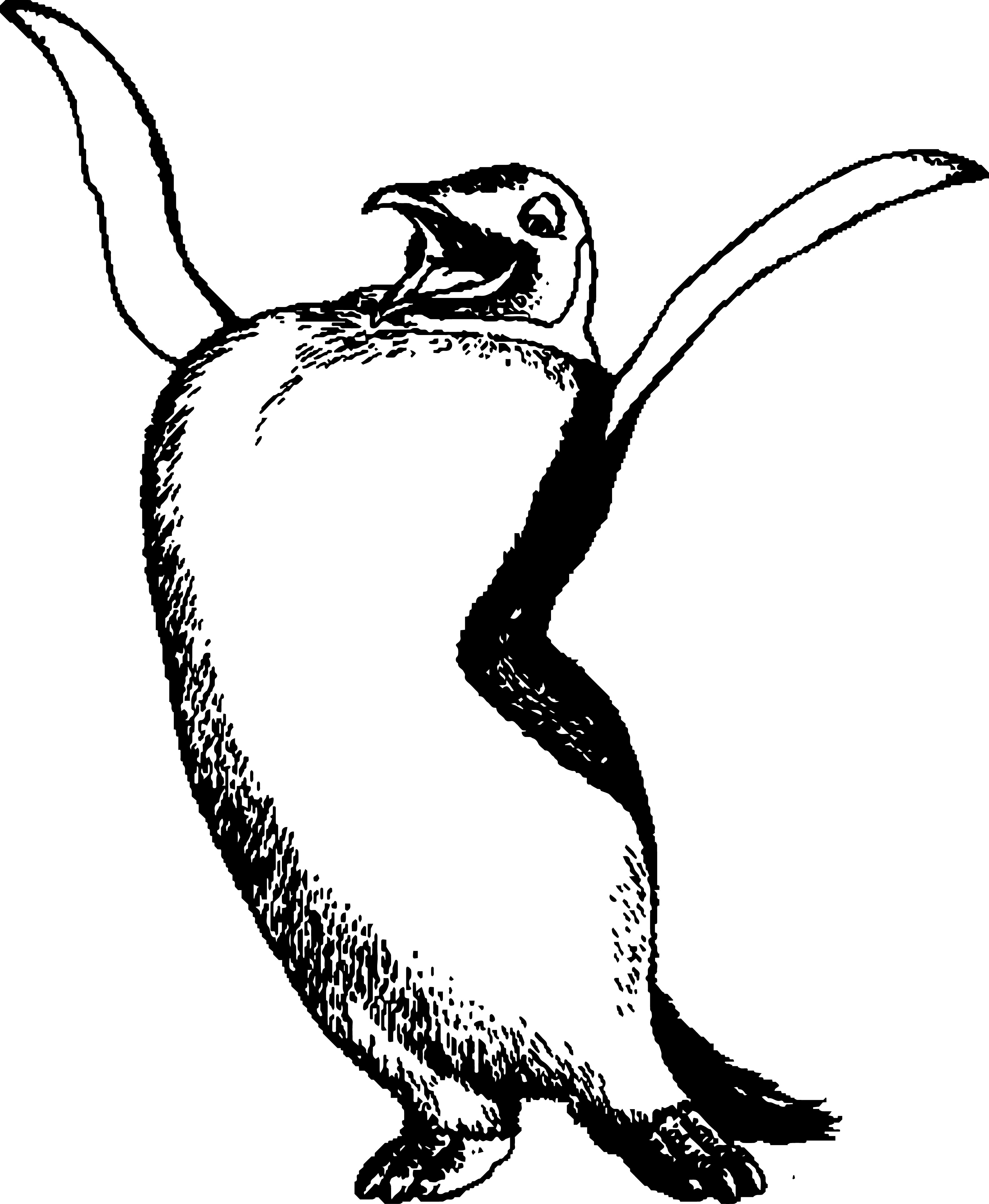Happy Feet Coloring Pages 03