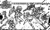 Heroes Coloring Page