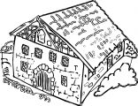 House Coloring Page 27