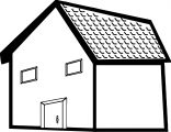 House Coloring Page 61