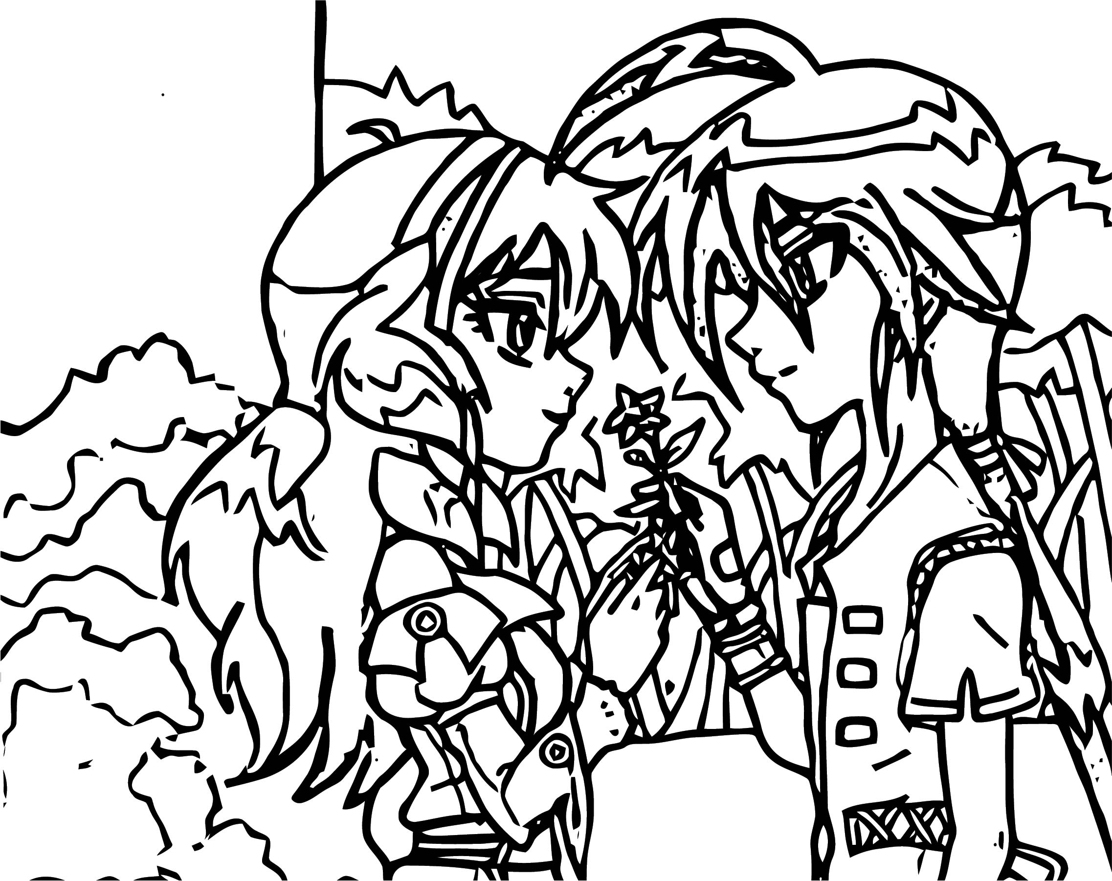 Juliet Coloring Page