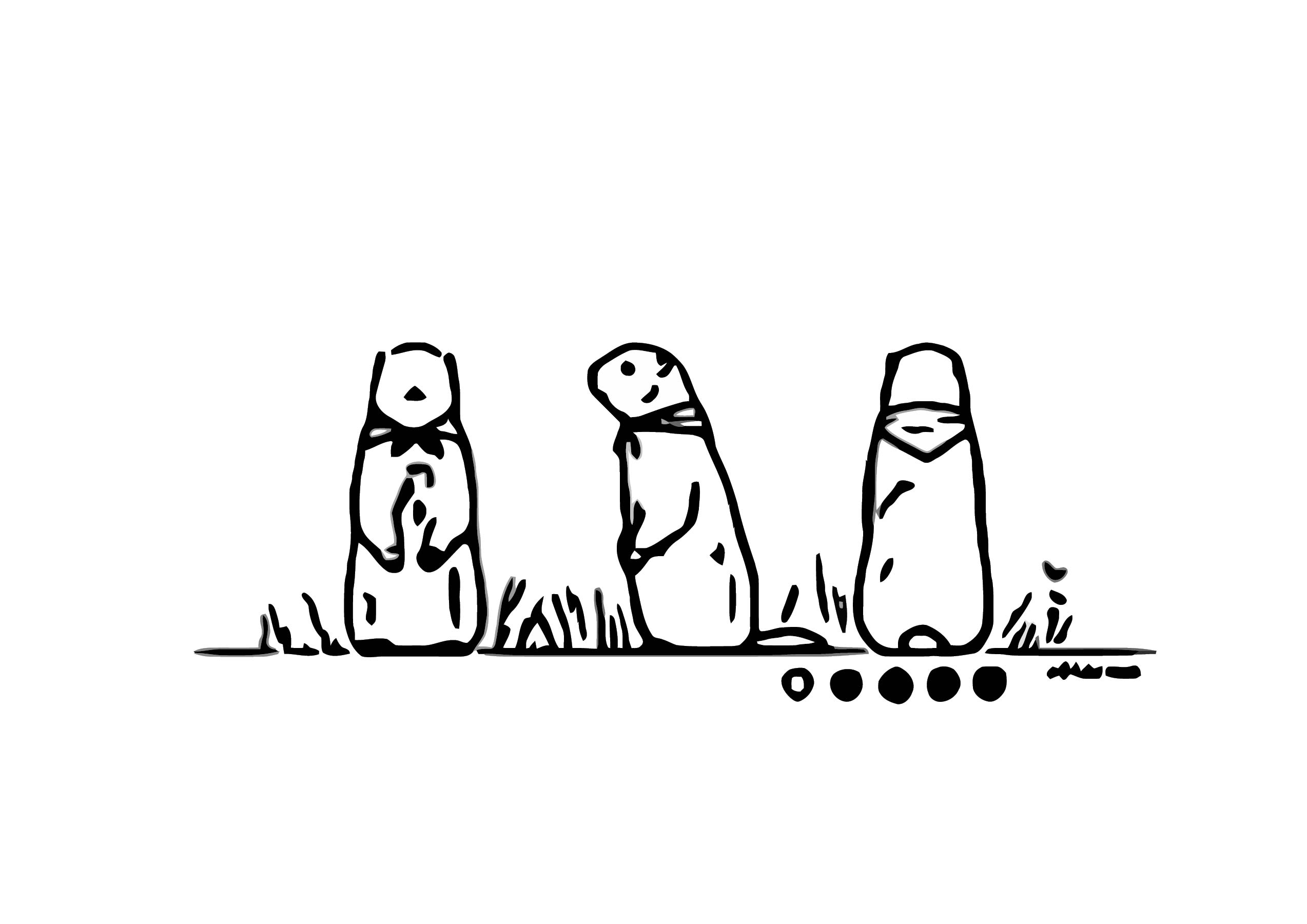 Marmot Design 1024x724 Cartoonize Coloring Page