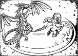 Wavern Coloring Page
