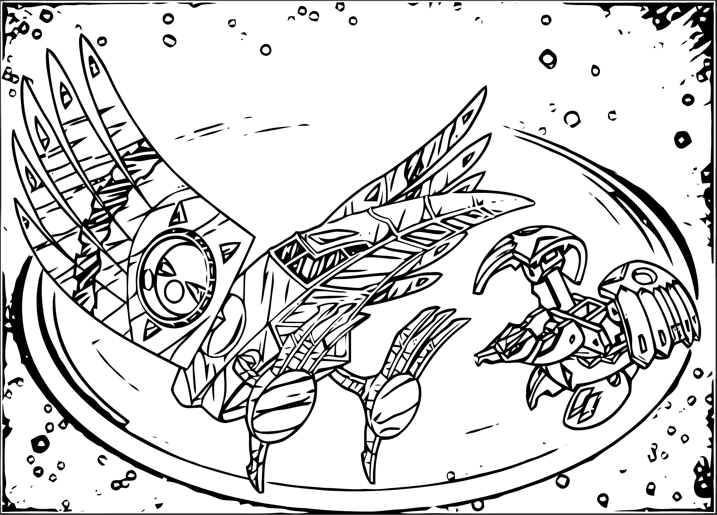 Wired Coloring Page