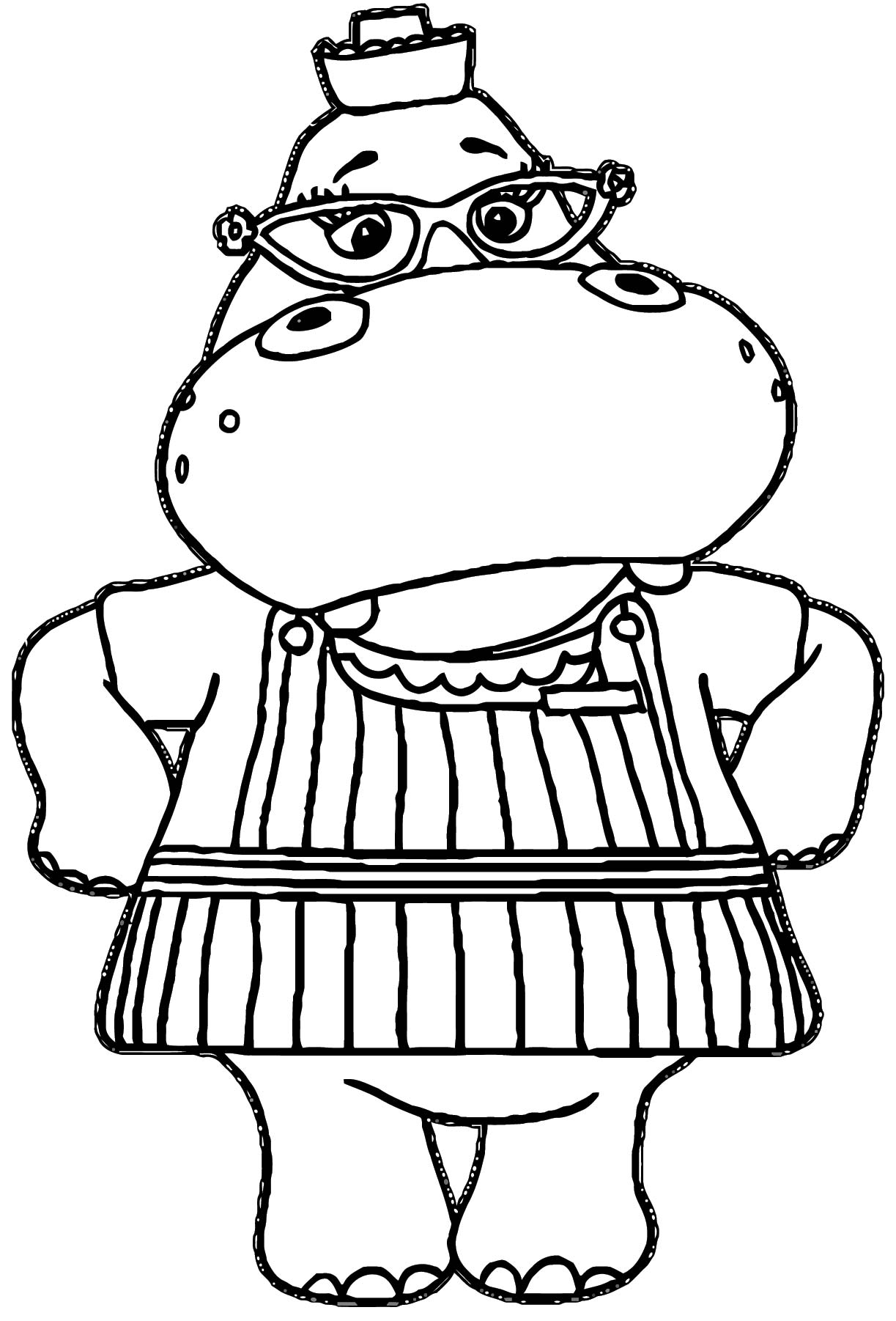 Hallie Coloring Page Wecoloringpage Com