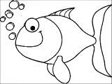 Fish Coloring Page WeColoringPage 100