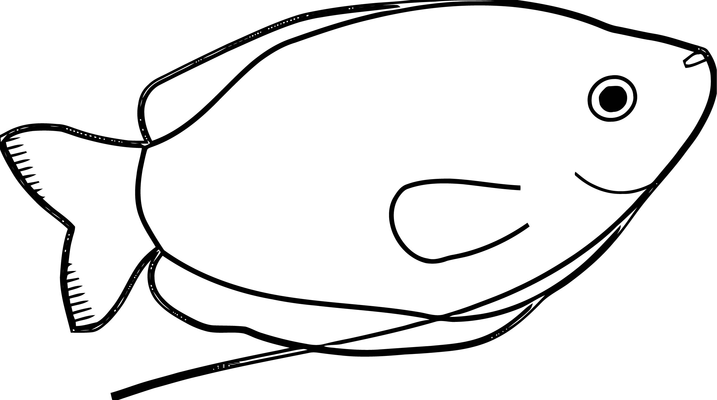 Fish Coloring Page WeColoringPage 118