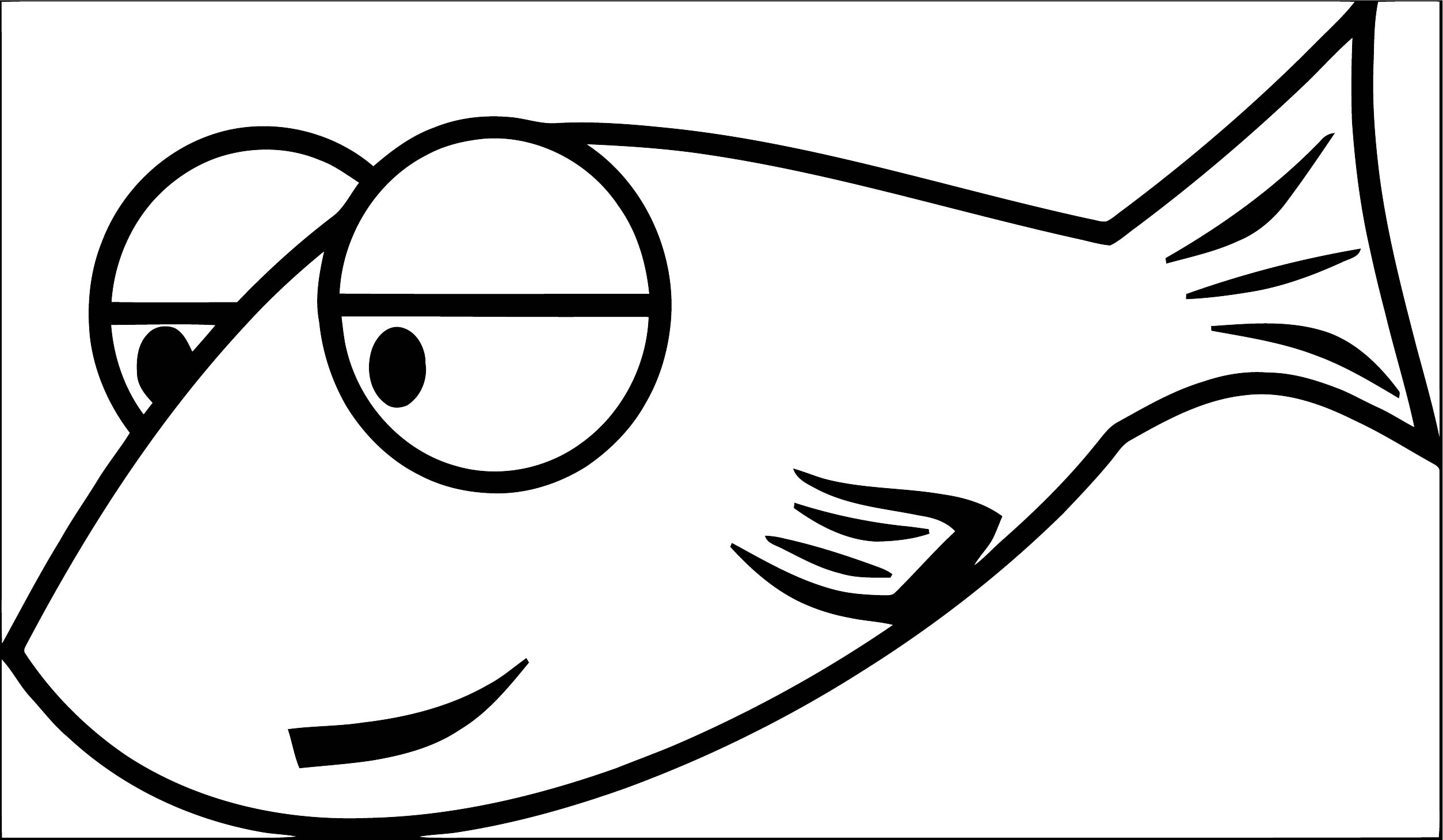 Fish Coloring Page WeColoringPage 119