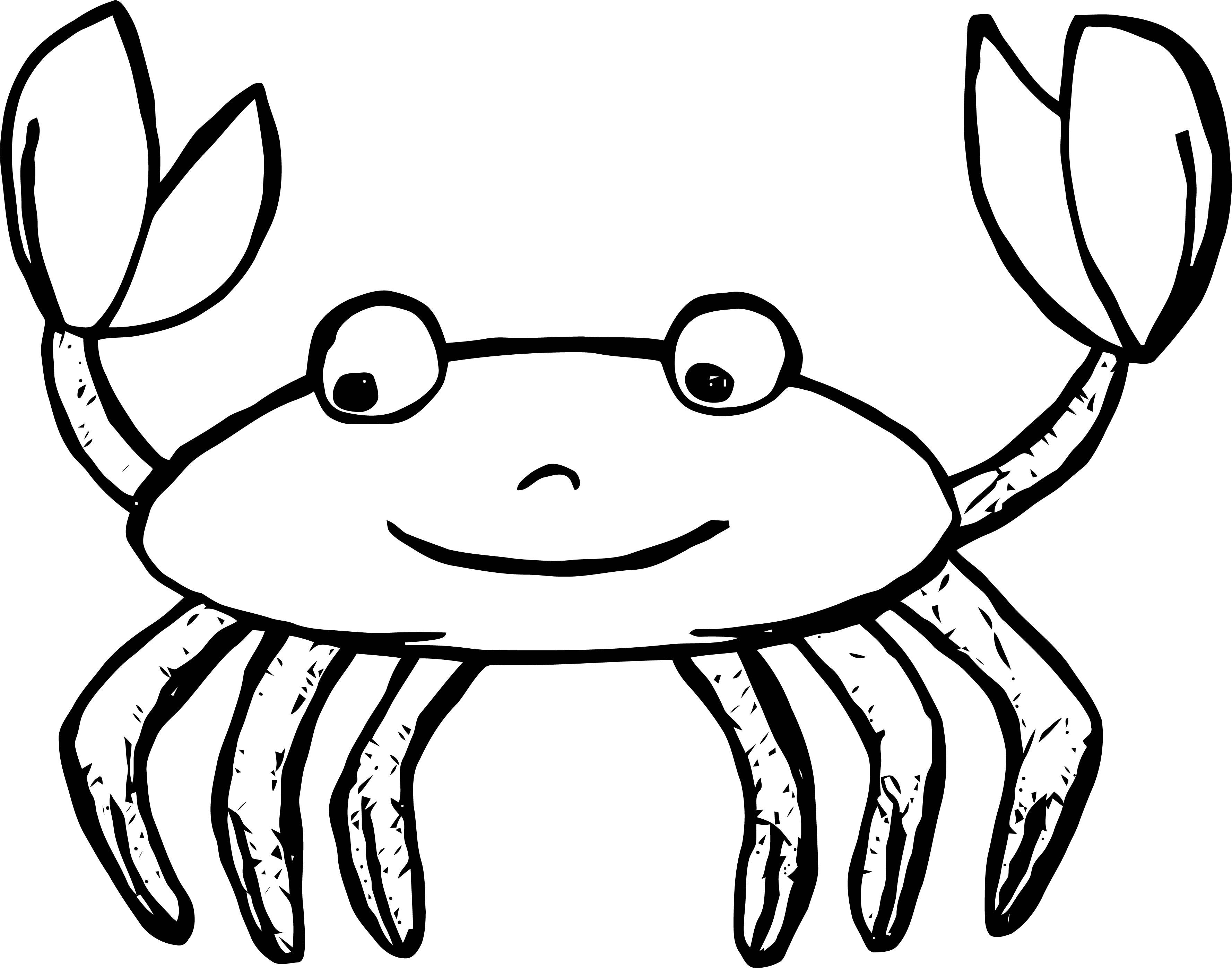 Sea Animals Coloring Page WeColoringPage 16