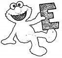Sesame Street Elmo Coloring Page WeColoringPage 15