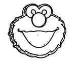 Sesame Street Elmo Coloring Page WeColoringPage 36