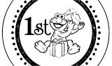 Sesame Street Elmo Coloring Page WeColoringPage 45