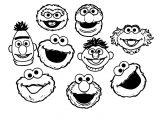 Sesame Street Elmo Coloring Page WeColoringPage 56