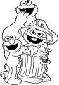 Sesame Street Elmo Coloring Page WeColoringPage 71