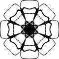 Adult Mandala Shape Orniment Style Coloring Page 31