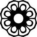 Adult Mandala Shape Orniment Style Coloring Page 60